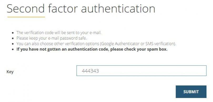 Code Spectrocoin pour obtenir une carte-cadeau Amazon