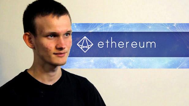 Vitalik Buterin, inventeur d'Ethereum