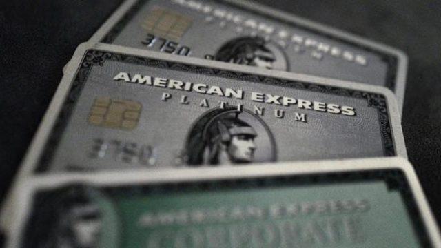 American Express brevet Blockchain
