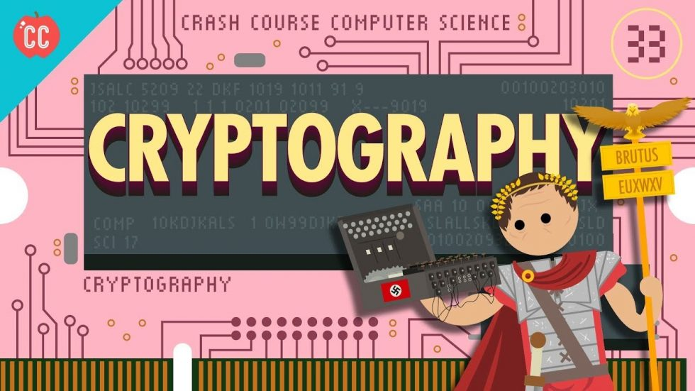 Cours cryptographie