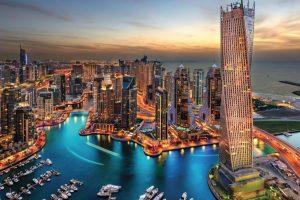 Émirats arabes unis et le Bitcoin