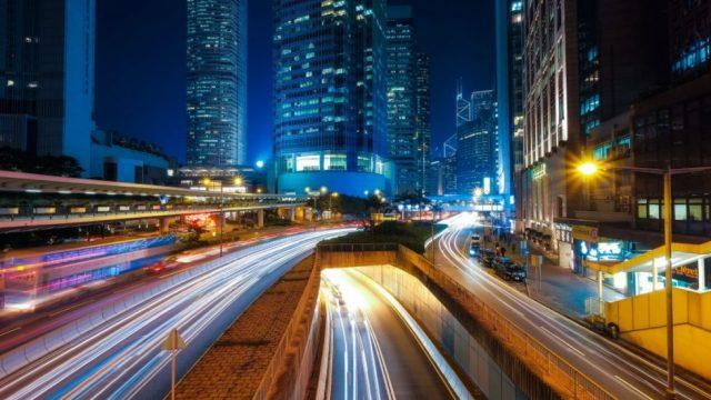 Les projets d'Hong Kong et de Singapour avec la Blockchain