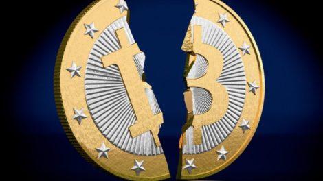 Affrontement Bitcoin Cash Bitcoin