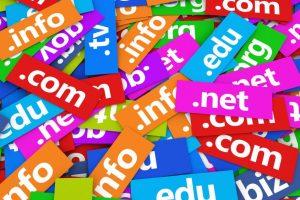 Enregistrement d'un nom de domaine
