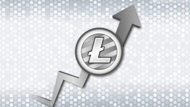 Hausse du prix du Litecoin