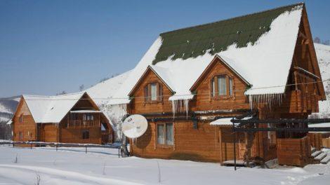 Maison Sibérie
