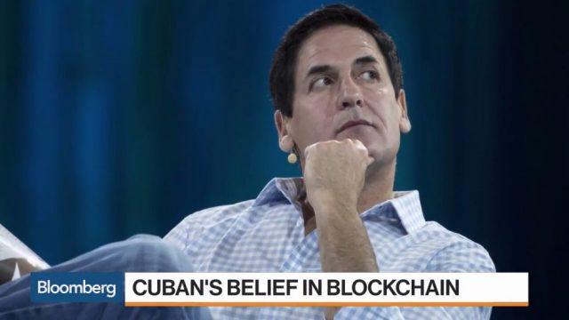 Mark Cuban bitcoin