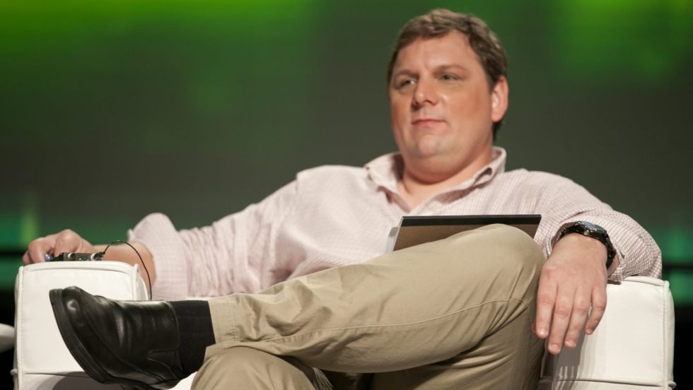 michael arrington de Tech Crunch