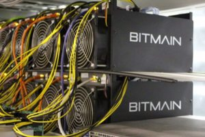Minage de Bitcoin avec Bitmain