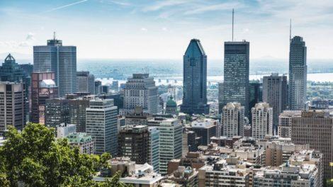 Montréal au Quebec