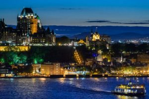 Quebec, au Canada
