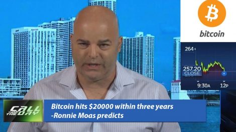 Ronnie Moas Bitcoin