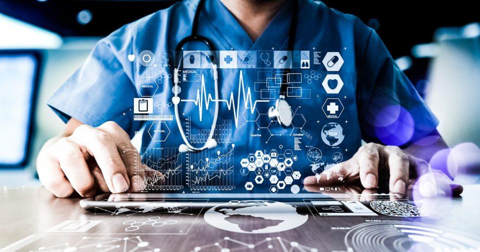 Système de santé blockchain