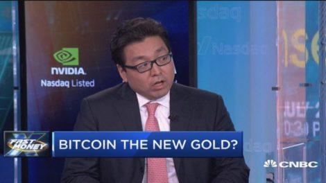 Tom Lee prix du Bitcoin