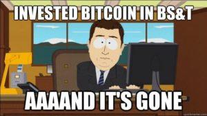 Bitcoin Savings and Trust