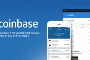Application Bitcoin Coinbase