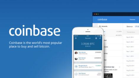 Application Bitcoin Coinbase