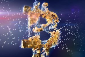Baisse cours Bitcoin Crypto-monnaies