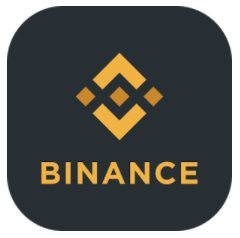 Binance application smartphone