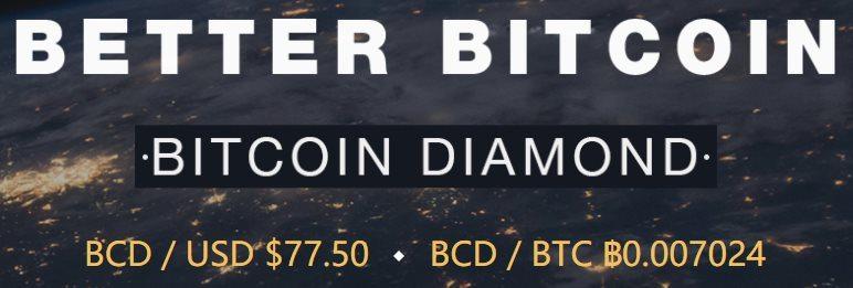 Bitcoin diamond meilleur bitcoin