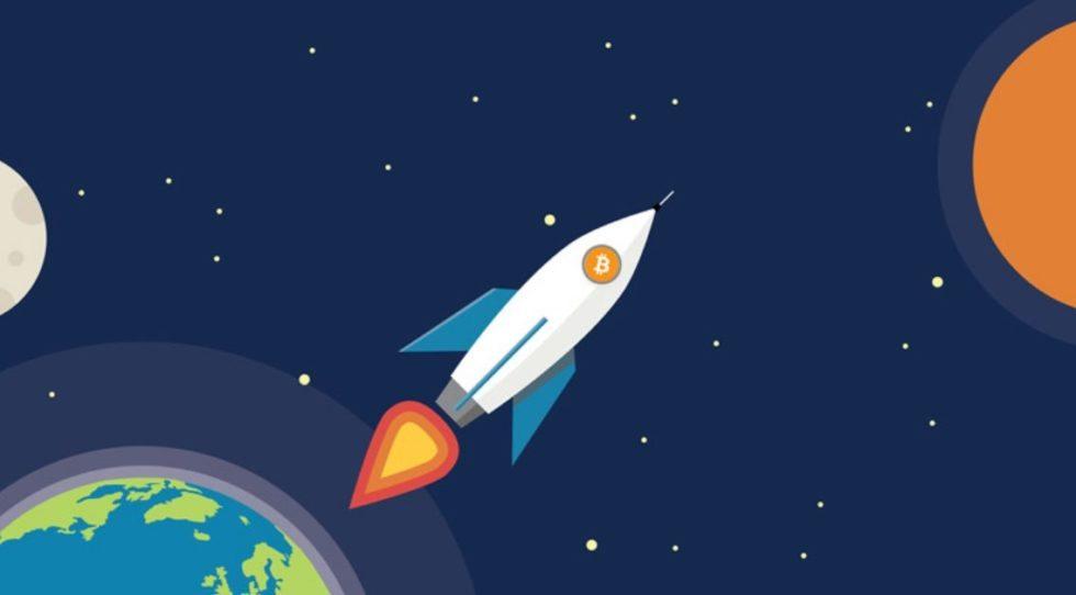 Bitcoin hausse moon