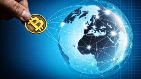 Bitcoin monnaie monde