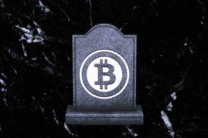 Bitcoin mort