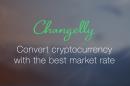 Changelly Tutoriel et avis, convertisseur de crypto-monnaies