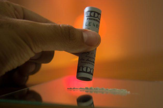 cocaine dollar américain