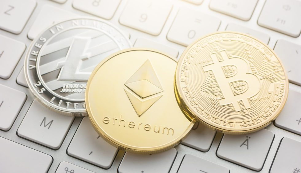 Crypto-monnaies Bitcoin Litecoin Ethereum