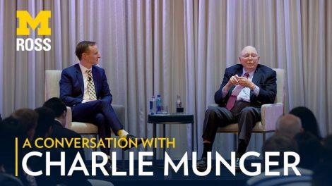 Entretien Charlie Munger