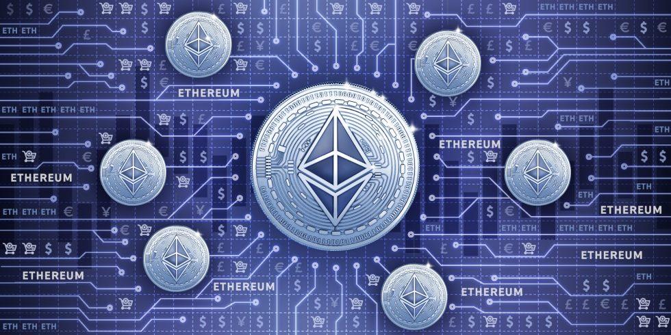 Symbole Ethereum