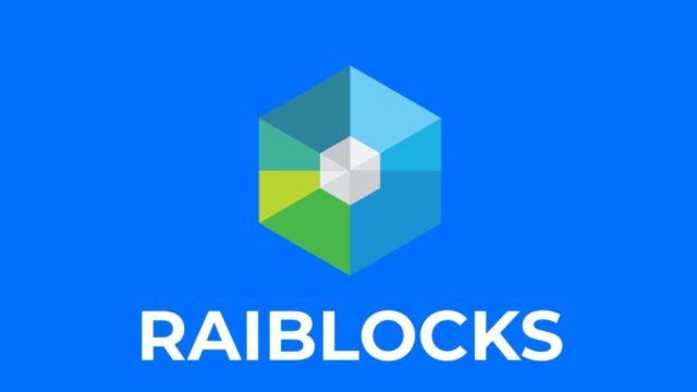 Hausse prix Raiblocks