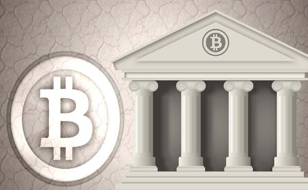Institutions financières Bitcoin