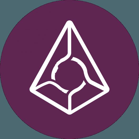 Logo Augur (REP)