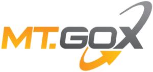 Logo de la plateforme d'échange piratée Mt Gox