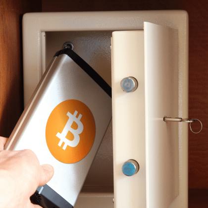Protection Bitcoin
