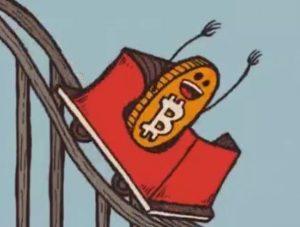 Baisse prix Bitcoin