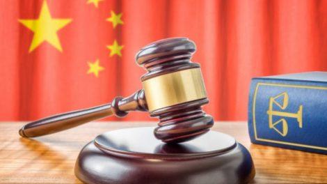 Chine Juge