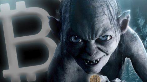 Chute Bitcoin