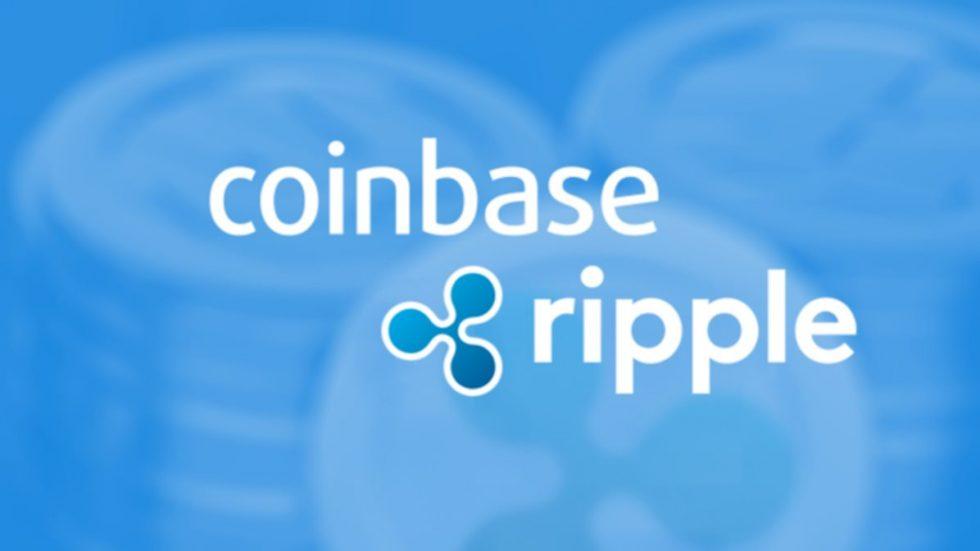 Coinbase Ripple
