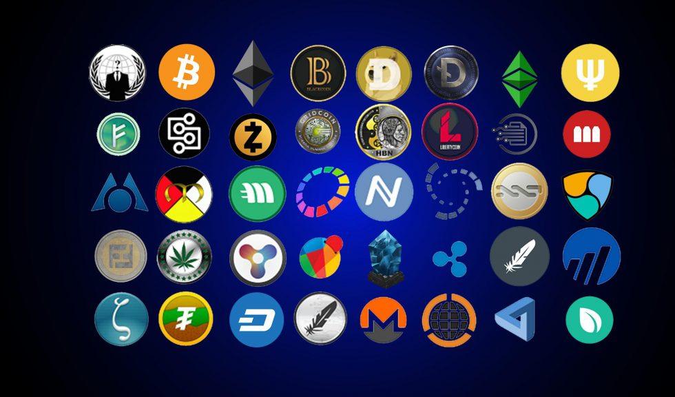 Crypto-monnaies sur CoinMarketCap