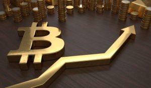 Hausse prix Bitcoin