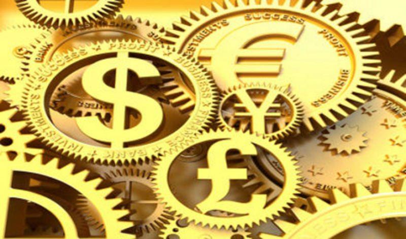 Les différentes monnaies : euro, dollar, livre,...