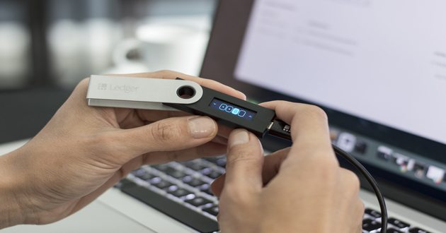 Wallet Ledger Nano S