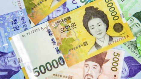 won sud-coréen