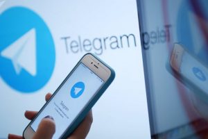 L'application Telegram