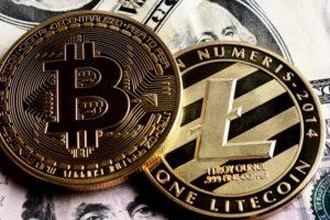 Bitcoin et Litecoin