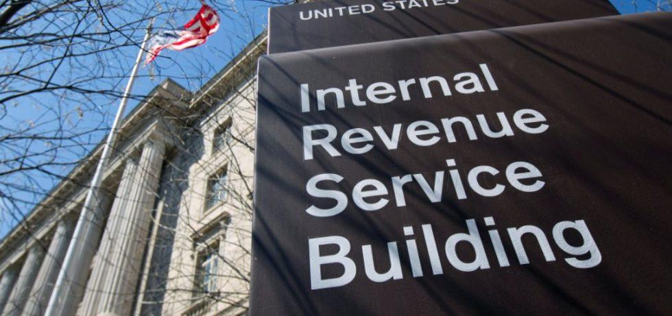 Bureaux de l'IRS