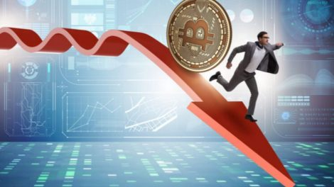 Chute du prix du Bitcoin